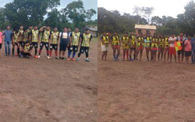Aldeia Ibutuna Realiza Torneio de Futebol na Ilha do Bananal